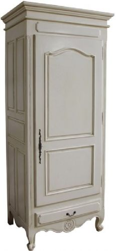 Louis Philippe Single Armoire